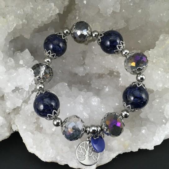 Bracelet Bulles de bleuet