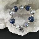 Bracelet Kyanite bleue